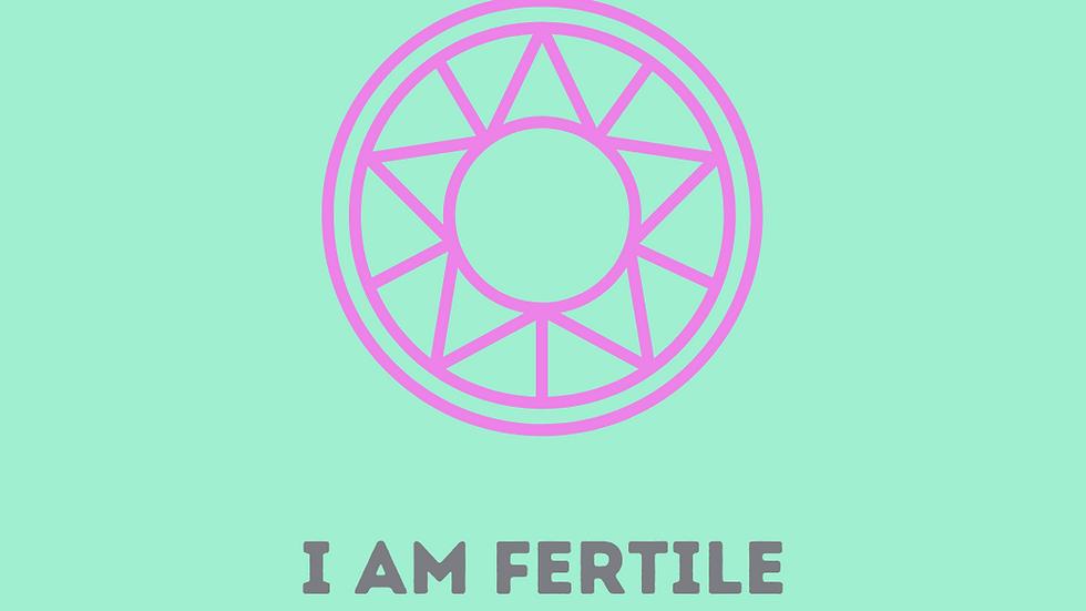 I AM FERTILE Acu-Wand & 2 Synergy Blends Package