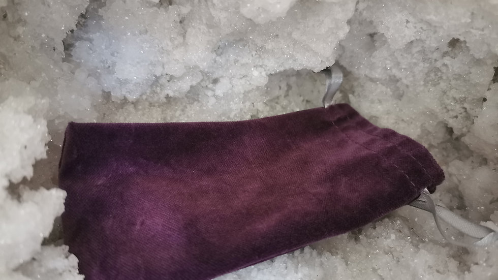 Bloodstone Crystal Acu-Wand