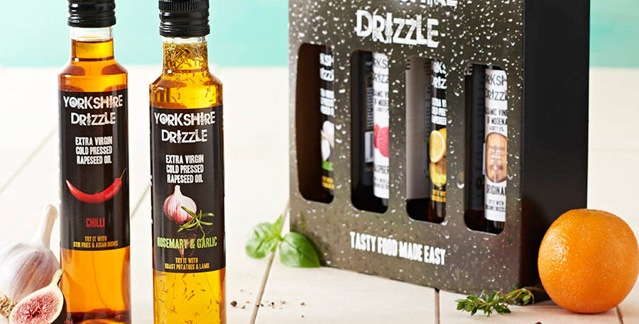 Yorkshire Drizzle Gift Pack