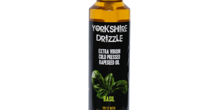 Basil Rapeseed Oil 250ml