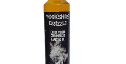 Smoked Rapeseed Oil 250ml