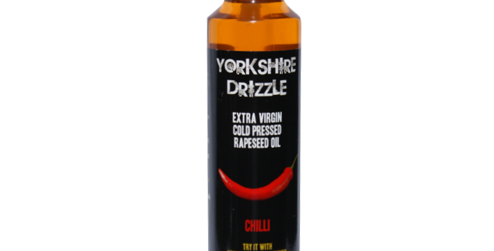 Chilli Rapeseed Oil 250ml