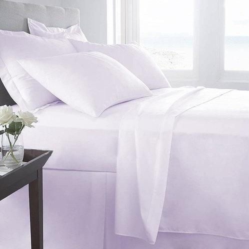300 Tc Plain Bed Sheet