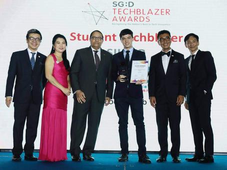 TechBlazer Runner Up