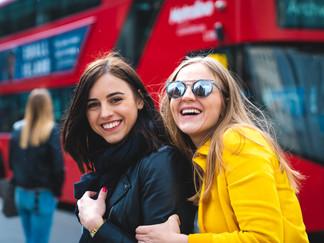 Magda & Marta. London. 2019