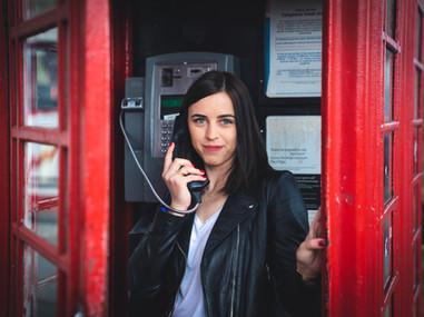 Magda. London. 2019