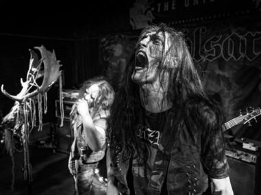 Necro Ritual @ London, UK. 2019