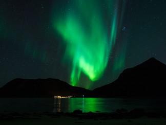 Northern Lights. Tromso. 2017