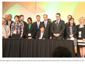 Employer Innovation Fund awards $400,000 to 13 across Iowa