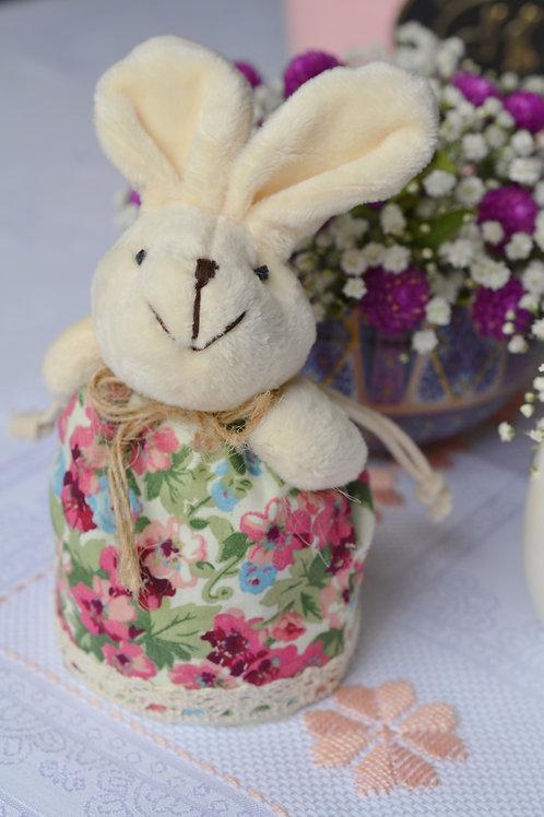 Coelha Floral Bombom de Oreo
