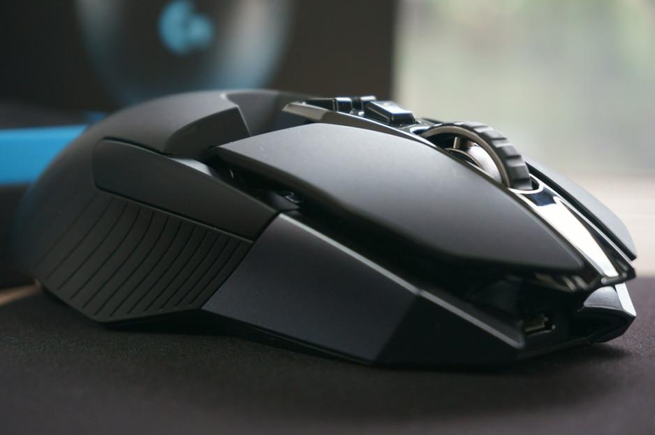 Logitech G900 Chaos Spectrum - recenzja