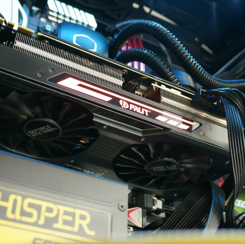 Palit GTX 1080TI Super JetStream