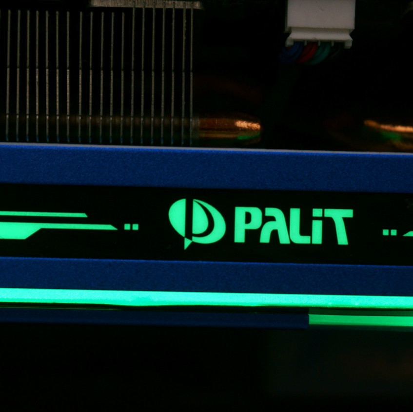 1080 Palit GameRock 5