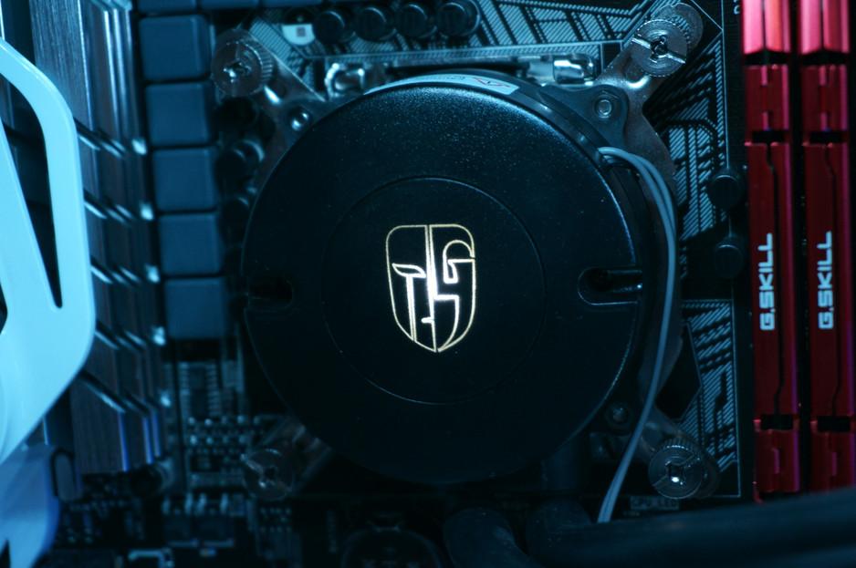 DeepCool Maelstrom 240T - tanie chłodzenie wodne - recenzja