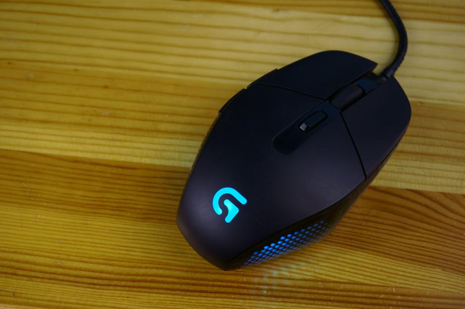 Logitech G303 Daedalus Apex - tania mysz dla profesjonalistów (i nie tylko)