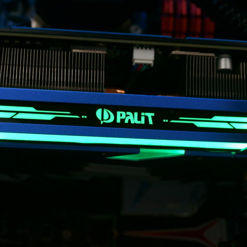 1080 Palit GameRock 6