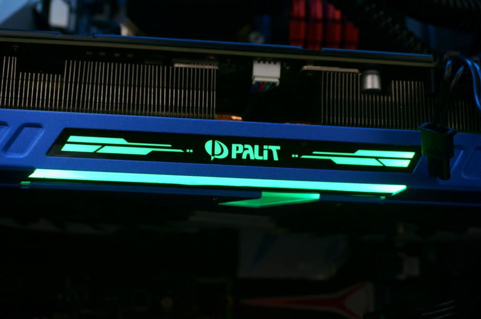 Palit GeForce GTX 1080 Game Rock Premium Edition - recenzja TekTesters.pl