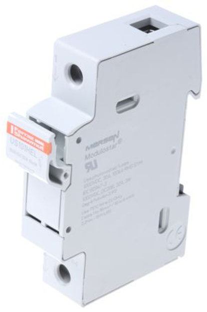MERSON FUSEHOLDER- 1000VDC/ 32A INCL FUSE