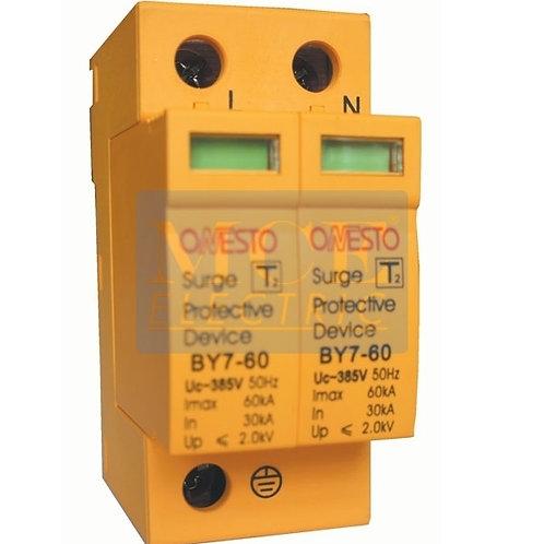 600VDC 2 POLE SURGE ARRESTOR