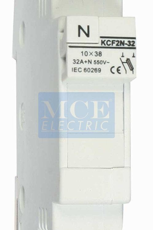 ONESTO SINGLE POLE 25A 1000VDC FUSE/HOLDER