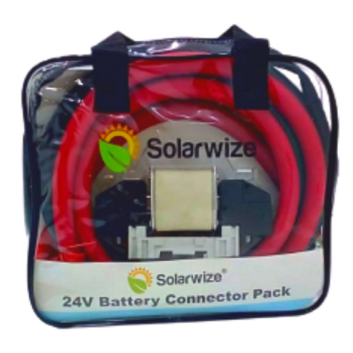 BATTERY CABLE PACK 24V+160A DISCONNECTOR