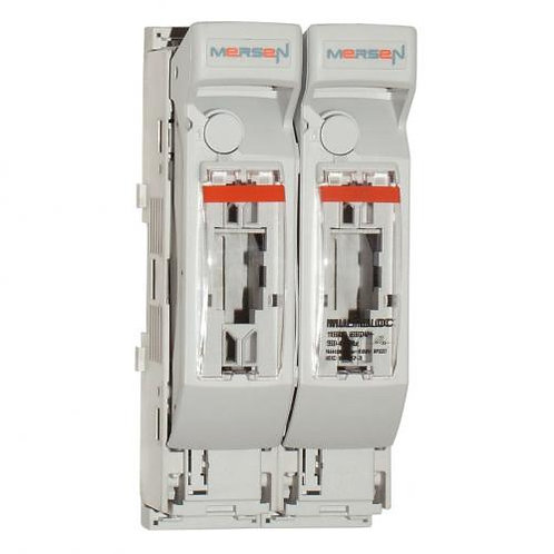 MERSON DC BATTERY ISOLATER WITH 100A FUSES