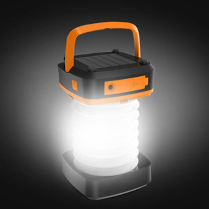 HGN-8002 SOLAR CAMPING LAMP/ PHONE CHARGER /TORCH