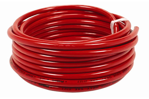 35MM BATTERY CABLE-RED-1M