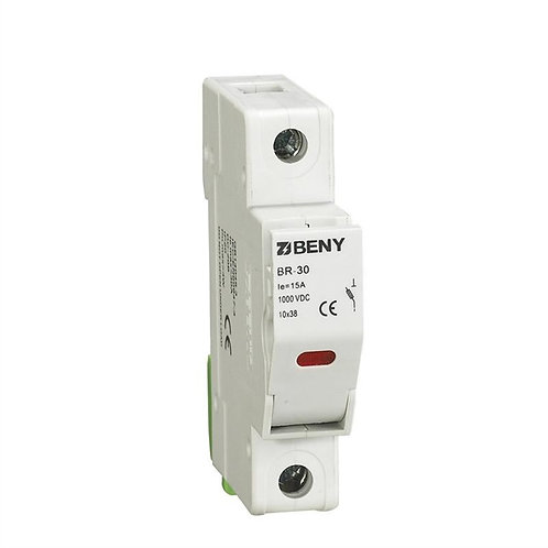 BENY 1000VDC FUSE DISCONNECTOR, INCL. FUSES
