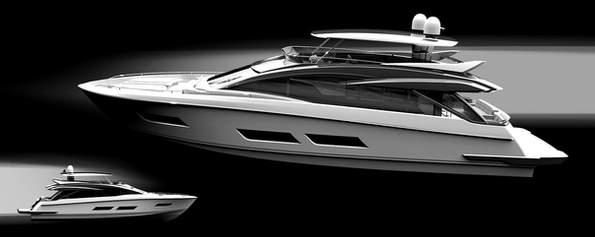 90ft yacht concept