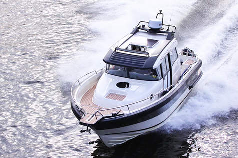 ARCTIC COMMUTER 25 NEW ROOF RESTYLE - EXTERIOR DESIGN
