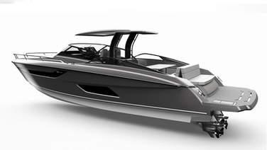 S10 Outboard/Inboard - EXTERIOR DESIGN