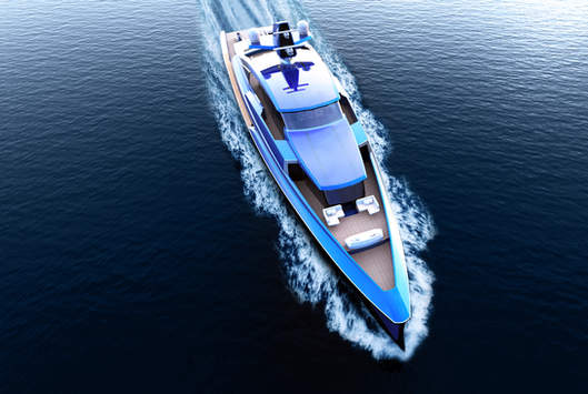 EXPLORER 55M CONCEPT_PROJECT  BOAT INTERNATIONAL DESIGN CHALLENGA MR.HUNT - COMING SOON