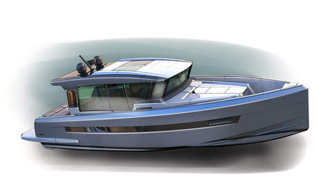 FJORD 44 COUPE CONCEPT