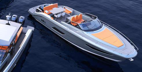 R10 Sport Outboard/Inboard - EXTERIOR DESIGN