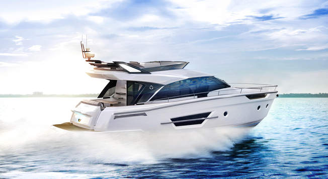 GREENLINE 45 FLY - EXTERIOR DESIGN
