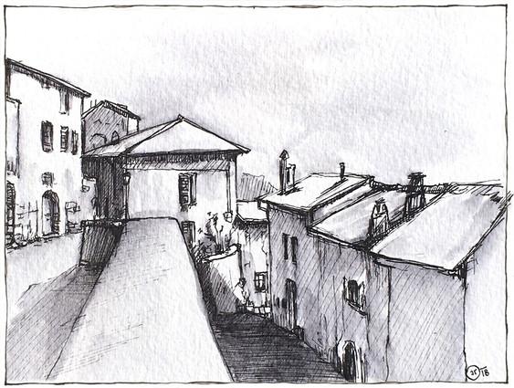 San Giminagno / Tuscany