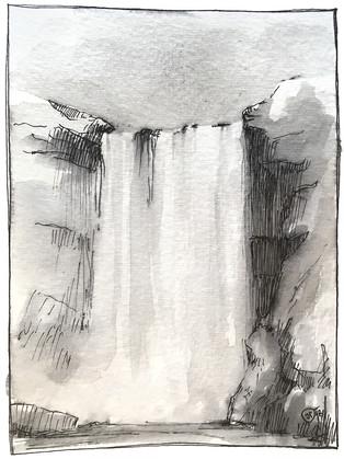 Skogafoss