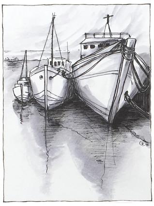 Port in Ísafjörður