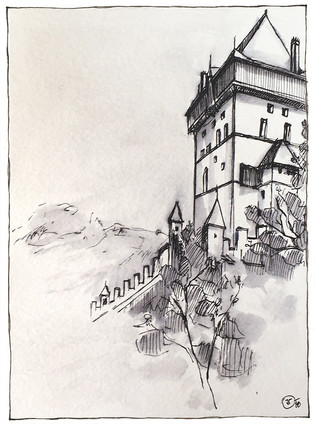 Karelštejn castle