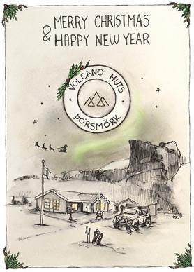 2018 VH greeting card