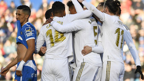 Real Madrid bags three points at Getafe in a difficult fixture