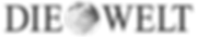 798px-Logo_die_Welt_B&W.png