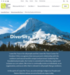 Leave No Trace Center Diversity, Equity, and Inclusion page