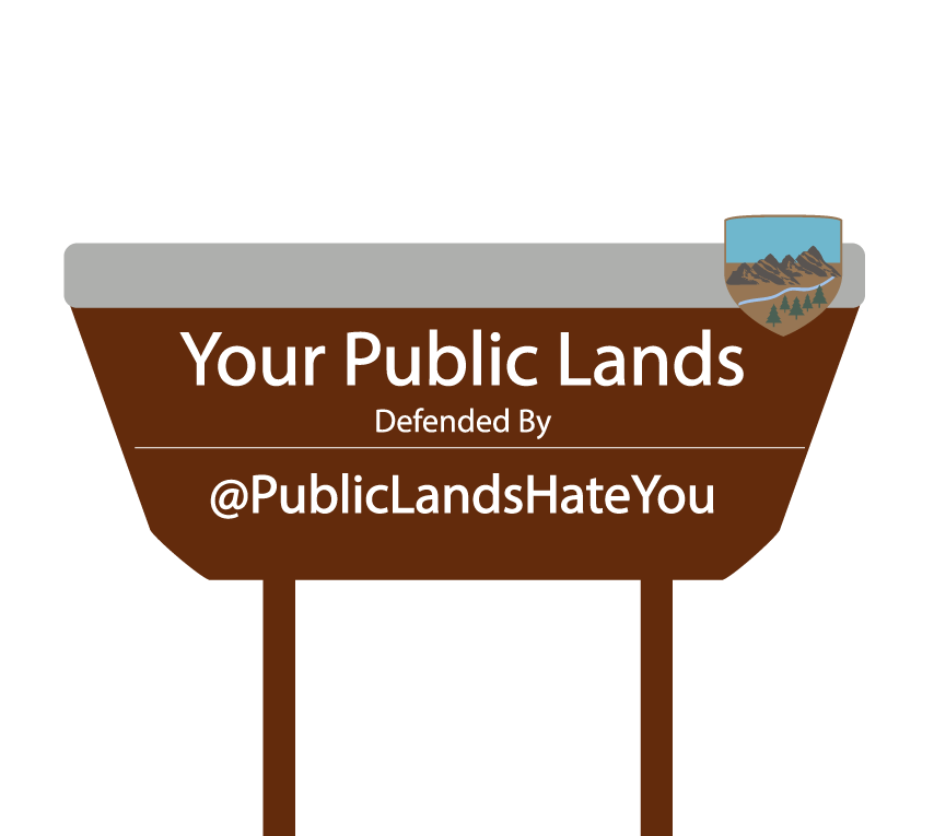 www.publiclandshateyou.com