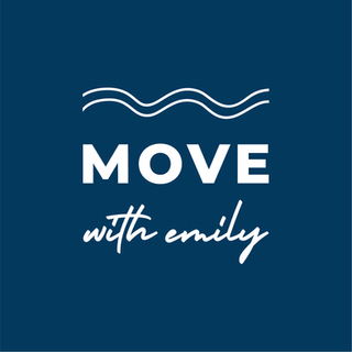 Logo Design | Move With Emily