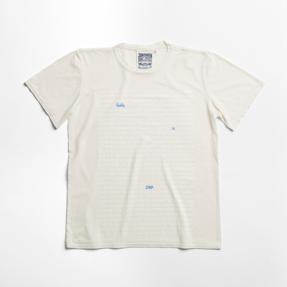 City Tee Mens Front