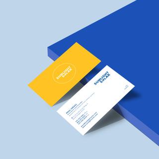 Business Cards | Sunlight Solar