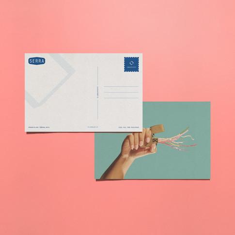 Creativity Postcard