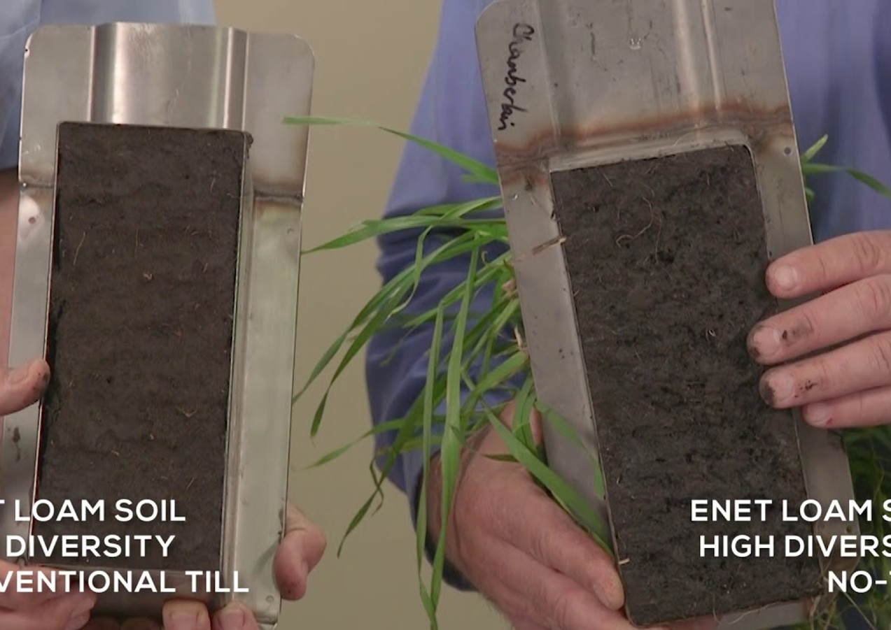 A Minute with Jeff Hemenway: Soil Organic Matter and Structure  (Merit or Myth #2)